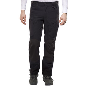 Haglöfs Rugged II Mountain - Pantalon long Homme - noir